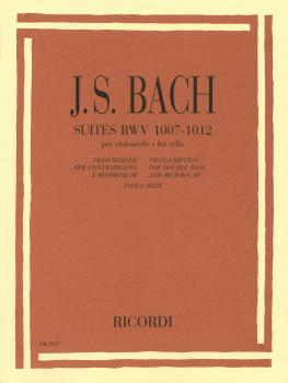 Suites, BWV 1007-1012 (Double Bass) (HL-50486837)