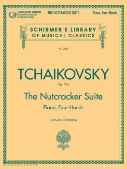 Tchaikovsky - The Nutcracker Suite, Op. 71a: Piano Duet Play-Along Sch (HL-50489937)