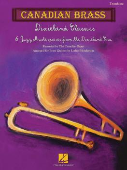 Dixieland Classics: Brass Quintet Trombone (HL-50490367)