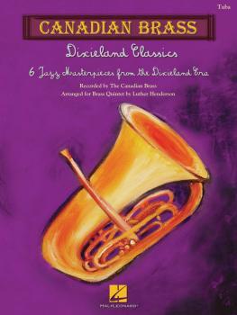 Dixieland Classics: Brass Quintet Tuba B.C. (HL-50490369)