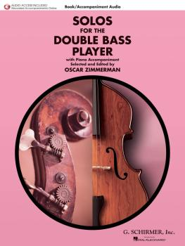 Solos for the Double Bass Player: Double Bass and Piano (HL-50490428)