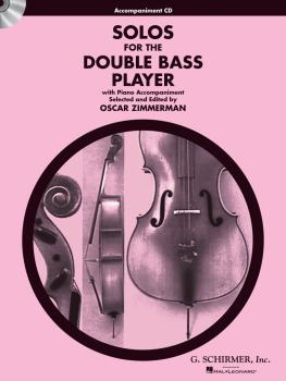 Solos for the Double Bass Player: Double Bass and Piano Accompaniment  (HL-50490429)