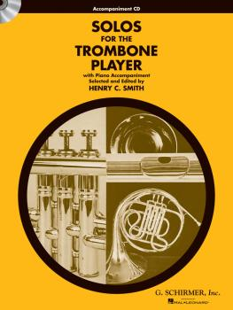Solos for the Trombone Player (Accompaniment CD) (HL-50490443)