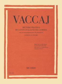Nicola Vaccai - Practical Method of Italian Singing (Soprano/Tenor) (HL-50498724)