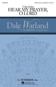 Hear My Prayer, Oh Lord: Dale Warland Choral Series (HL-50499582)