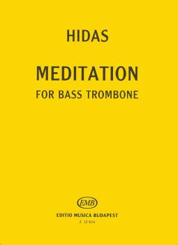 Meditation for Bass Trombone Solo (HL-50510311)