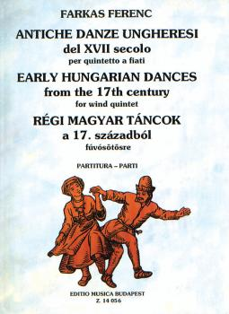 Early Hungarian Dances (Woodwind Quintet) (HL-50510568)