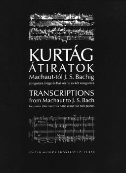 Transcriptions from Machaut to J.S. Bach (HL-50511424)