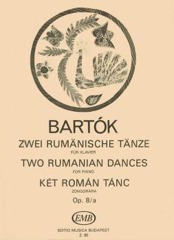 2 Rumanian Dances, Op. 8a (HL-50511470)