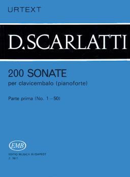 200 Sonatas - Volume 1 (Piano Solo) (HL-50511640)