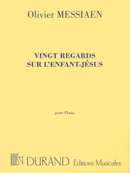 20 Regards sur l'Enfant-Jésus (Piano Solo) (HL-50561288)