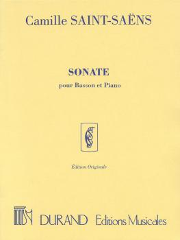 Sonata, Op. 168 (for Bassoon & Piano) (HL-50561628)