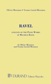Analyses of the Piano Works of Maurice Ravel (HL-50564763)