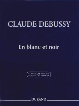 En blanc et noir (Includes 2 piano parts extracted from the critical e (HL-50564936)