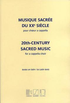 20th Century Sacred Music: Mixed Voices, A Cappella (HL-50565755)