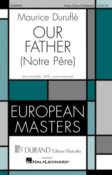 Our Father (Notre Pére) (HL-50600003)