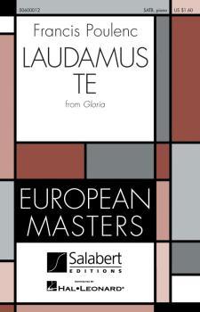 Laudamus Te (from Gloria) (HL-50600012)