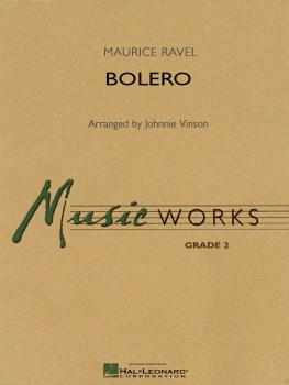 Bolero (Young Concert Band Edition) (MusicWorks Grade 2) (HL-50600029)