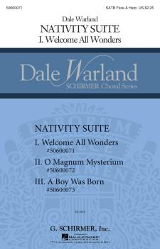 Welcome All Wonders: Dale Warland Choral Series (HL-50600071)