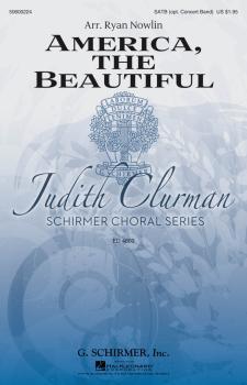 America, the Beautiful: Judith Clurman Choral Series (HL-50600224)