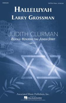 Halleluyah (Psalm 150): Judith Clurman Rejoice: Honoring the Jewish Sp (HL-50600239)