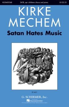 Satan Hates Music (HL-50600368)