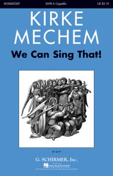 We Can Sing That! (HL-50600369)