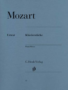 Piano Pieces (Piano Solo) (HL-51480022)