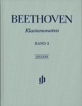 Piano Sonatas - Volume I (Piano Solo) (HL-51480033)