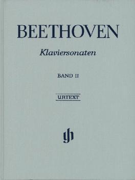 Piano Sonatas - Volume II (Piano Solo) (HL-51480035)