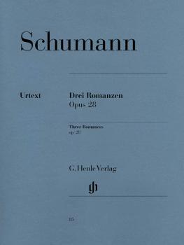 3 Romances Op. 28 (Piano Solo) (HL-51480085)