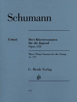 3 Piano Sonatas for the Young, Op. 118 (HL-51480155)