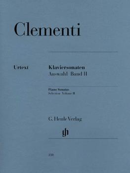 Selected Piano Sonatas - Volume II (1790-1805) (Piano Solo) (HL-51480330)