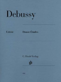 12 Études (Piano Solo) (HL-51480390)