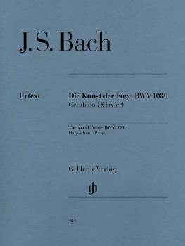 Art of the Fugue BWV 1080 (Piano Solo) (HL-51480423)