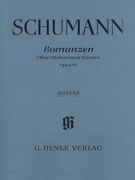 Romances, Op. 94 (for Oboe & Piano) (HL-51480427)