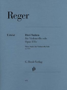 3 Suites for Violoncello Solo Op. 131c (HL-51480478)