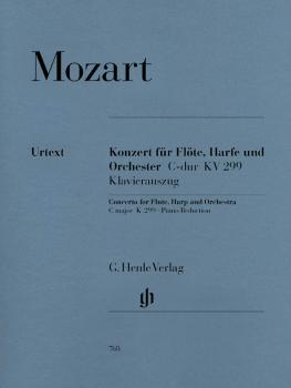 Concerto for Flute, Harp and Orchestra in C Major, K. 299 (297c) (for  (HL-51480768)