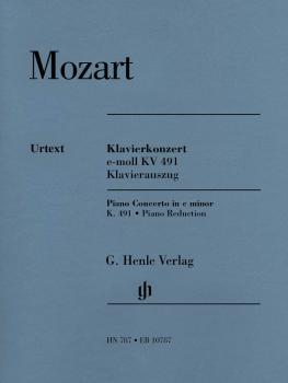 Piano Concerto in C minor, K. 491 (2 Pianos, 4 Hands) (HL-51480787)