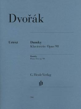 Dumky Piano Trio Op. 90 (for Violin, Cello and Piano) (HL-51480799)