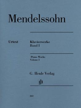 Piano Works, Volume I (HL-51480860)