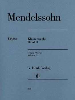 Piano Works, Volume II (HL-51480861)