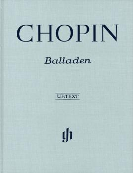 Ballades (Piano) (HL-51480863)