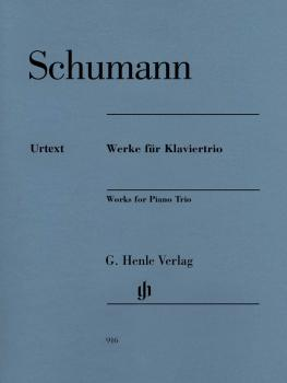 Robert Schumann - Works for Piano Trio (HL-51480916)