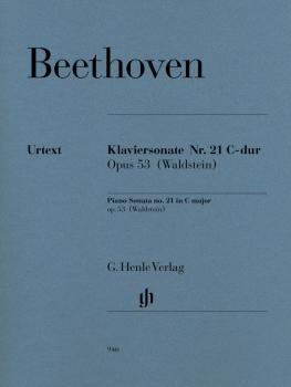 Ludwig van Beethoven - Piano Sonata No. 21 in C Major, Op. 53 (Waldste (HL-51480946)
