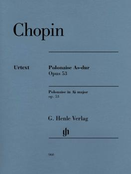 Polonaise in A-flat Major, Op. 53 (Revised Edition) (HL-51480960)