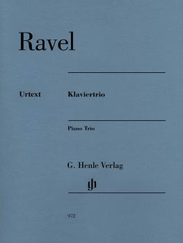 Maurice Ravel - Piano Trio (Revised Edition) (HL-51480972)