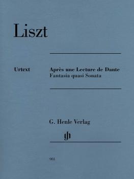 Après une lecture de Dante - Fantasia quasi Sonata (Piano) (HL-51480981)