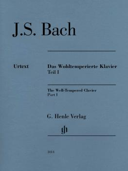 Well-Tempered Clavier BWV 846-869 Part I (No Fingering) (HL-51481014)