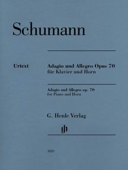 Adagio and Allegro, Op. 70 (Horn and Piano) (HL-51481023)